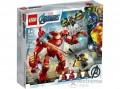 LEGO ® Super Heroes 76164 Vasember Hulkbuster az A.I.M Ügynök elle