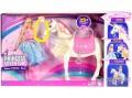 MATTEL Barbie Princess Adventure varázslatos paripa