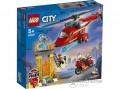 LEGO ® City Fire 60281 Tűzoltó mentőhelikopter