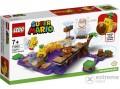 LEGO ® Super Mario™ 71383 Wiggler Mérgező mocsara kiegészítő szett