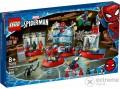 LEGO ® Super Heroes 76175 Támadás a pókbarlang ellen
