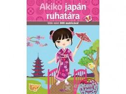 Móra Könyvkiadó Akiko japán ruhatára