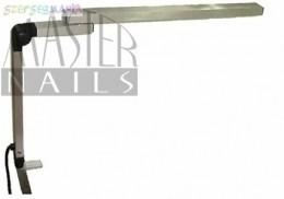 Műkörmös Asztali Lámpa / asztallapra erősíthető szögletes