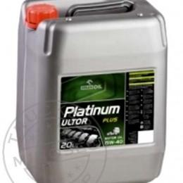ORLEN Motorolaj ORLEN Platinum Ultor Plus 15W40 20L