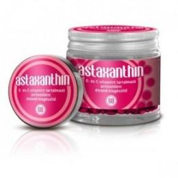 Vitálvár Astaxanthin antioxidáns E- és C-vitaminnal, 60 db kapszula