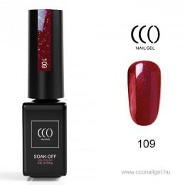 CCO Piros 109 CCO Gél lakk 5ml