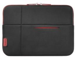 """Samsonite Airglow Sleeves Laptop Tok 14.1"""" - Fekete/Zöld (U37-019-007)"""