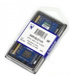 Kingston 8GB DDR3 1600MHz notebook memória (KVR16S11/8)