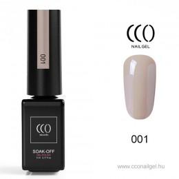 CCO Bézs 001 CCO Gél lakk 5ml