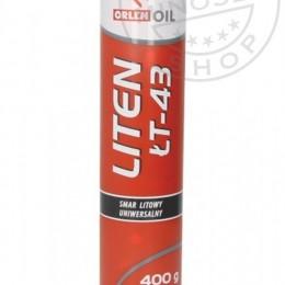 ORLEN lítiumbázisú kenőzsír 400g
